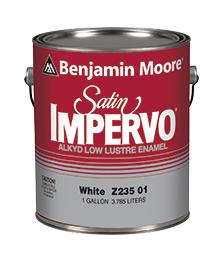 Satin Impervo® Paint