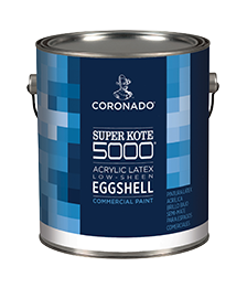 Super Kote 5000® Acrylic Latex Paint