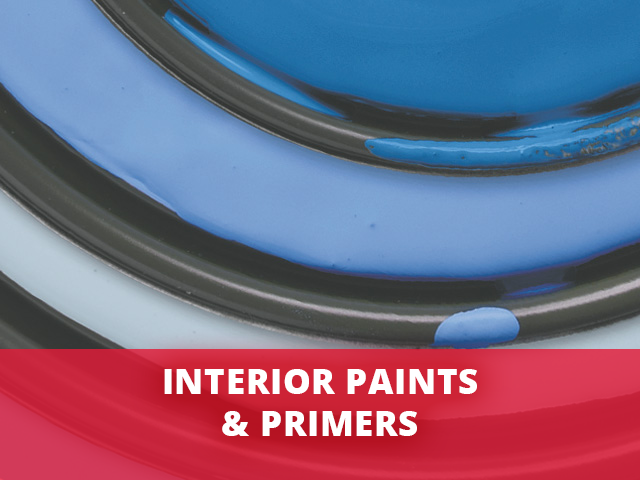 Interior Paints and Primers