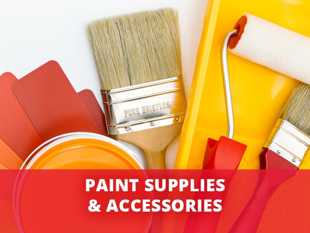 Paint Supplies & Accessories
