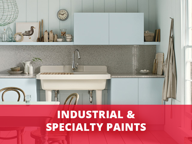 Industrial & Specialty Paints