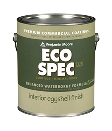 Eco Spec® WB Interior Latex Paint