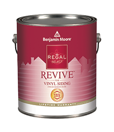 Regal® Select Exterior REVIVE™ Paint for Vinyl Siding